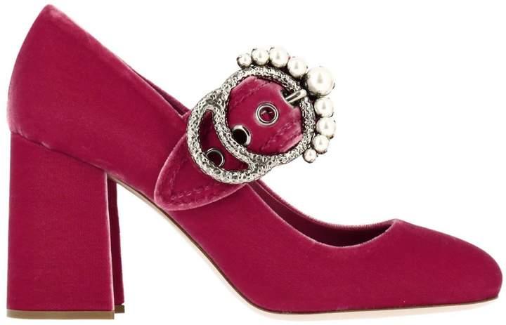 Pumps Shoes Women Miu Miu