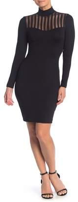 Wolford Tamara Turtleneck Sheath Dress