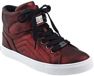 G by GUESS Okay 2 Sneaker $69 thestylecure.com