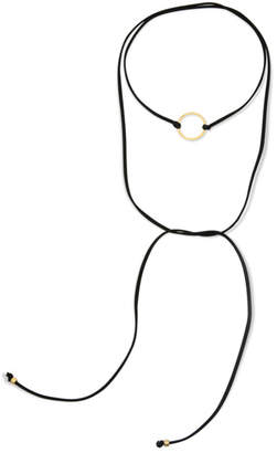 Electric Picks The Circle Necklace