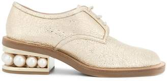 Nicholas Kirkwood Casati Pearl Derby shoes
