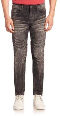 True Religion Rocco Slim Fit Corduroy Pants
