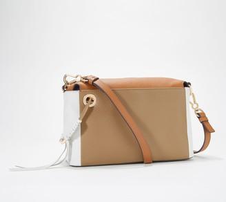 Vince Camuto Leather Shoulder Bag - Margi