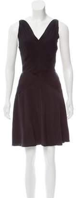 Balenciaga Sleeveless A-Line Dress