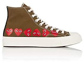 Comme des Garcons Women's Chuck Taylor 1970s Sneakers - Dk. Green