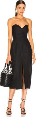 Mara Hoffman Diaz Dress in Black | FWRD