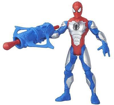 Marvel Ultimate Spider-Man Vs. The Sinister Six: Armored Spider-Man 6-In Figure