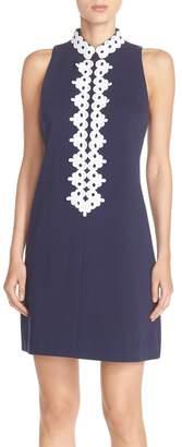 Lilly Pulitzer R) 'Callista' Ottoman Sheath Dress