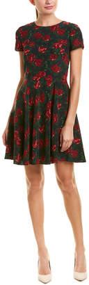 Brooks Brothers Silk A-Line Dress
