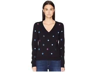 Paul Smith Polka Dot Sweater