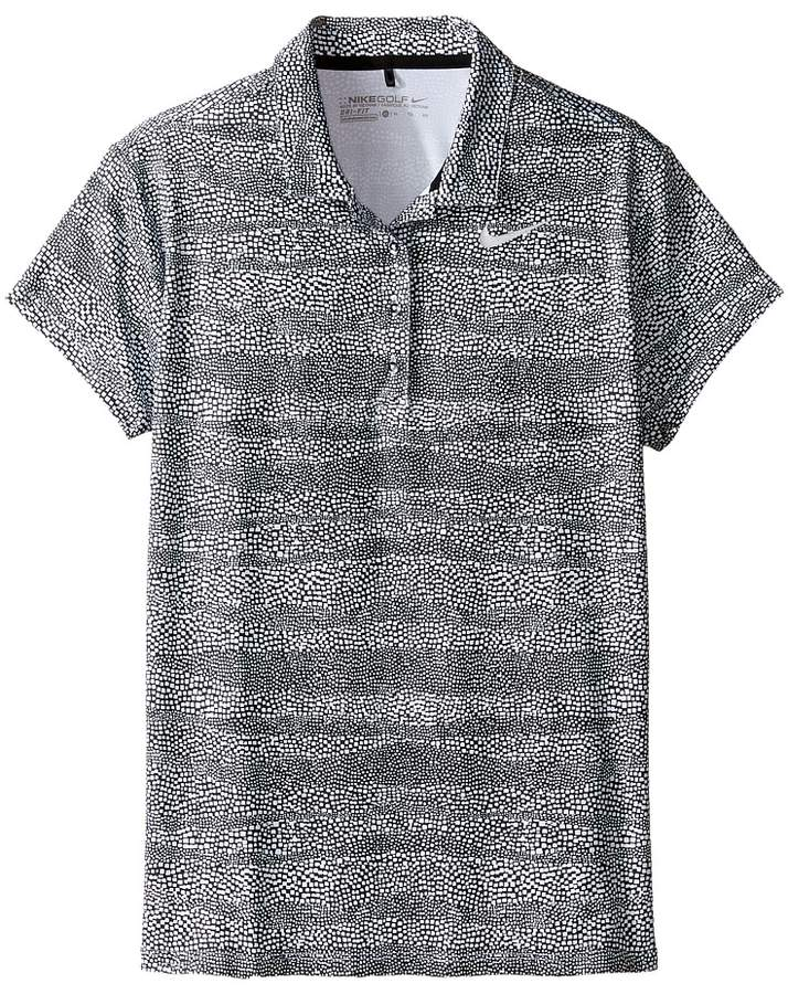 Nike Kids Printed Polo (Little Kids/Big Kids)