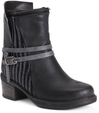 Muk Luks Nina Women's Ankle Boots