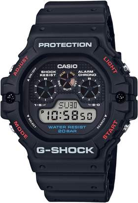 G-Shock BABY-G Digital Resin Strap Watch, 44mm
