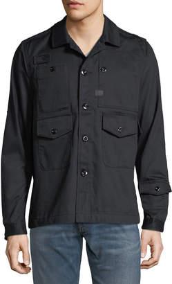 G Star Stalt Over-Shirt Jacket