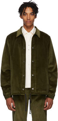Missoni Green Corduroy Jacket