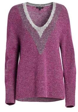Rag & Bone Joanie V-Neck Sweater