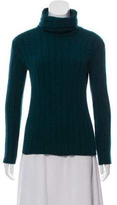 Chanel Cashmere Turtleneck Sweater