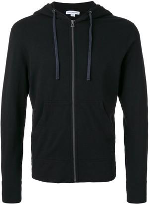 James Perse zipped hoodie