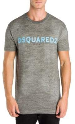 DSQUARED2 Basic Cotton Tee