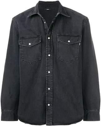 Diesel classic denim shirt