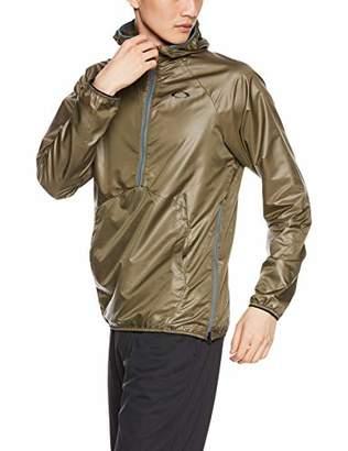 Oakley Men's Enhance Wind Anorak Jacket 1.7