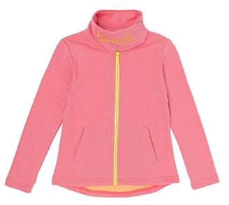 Bench Girl's Funnel Sweat Jacket,(Manufacturer Size: 15-16)
