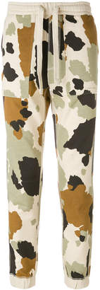 MHI camouflage jogging bottoms