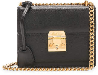 Mark Cross Caviar Zelda Bag in Black | FWRD