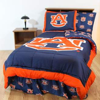 College Covers Auburn Tigers Bed in a Bag