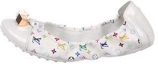 Louis Vuitton Cap-Toe Multicolore Flats