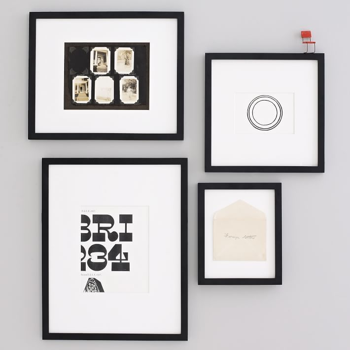 Gallery Frames - Black