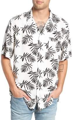 Zanerobe Paradise Short Sleeve Shirt