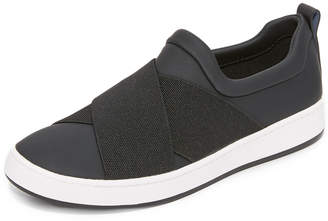 DKNY Brayden Sock Slip On Sneakers $148 thestylecure.com