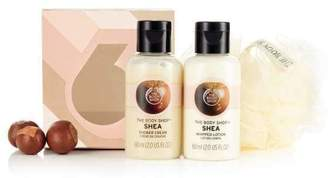 The Body Shop Shea Butter Gift Cube