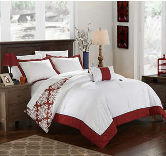 Chic Home Trina 4 Pc King Duvet Cover Set Bedding