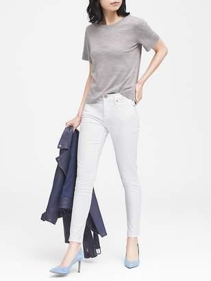 Banana Republic Petite Skinny Stain-Resistant Ankle Jean