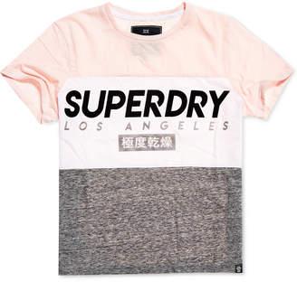 Superdry La-Graphic Cotton T-Shirt