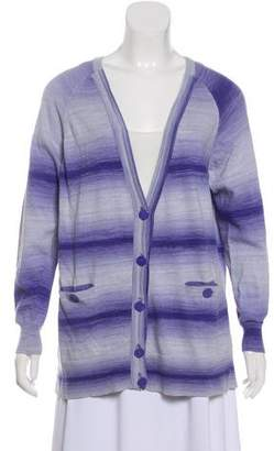 See by Chloe Patterned Button-Up Cardigan