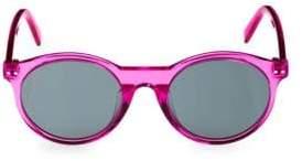 Celine Round Smoke Sunglasses
