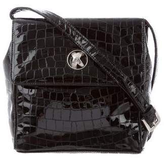 Paloma Picasso Patent Leather Crossbody Bag