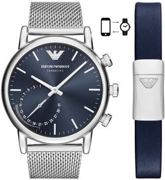 Emporio Armani Connected Watch silvercoloured