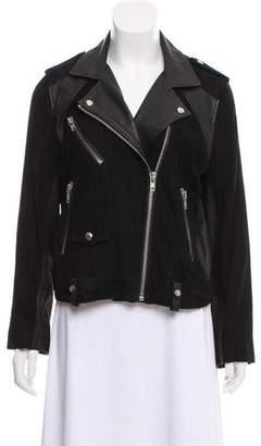 IRO Lamb Leather Jacket