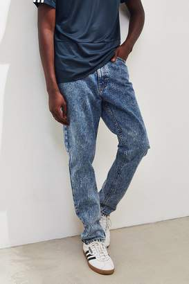 BDG Blizzard Acid Wash Slim Jean