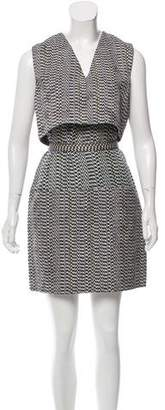 Kenzo Layered V-Neck Dress