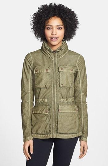 Bench 'Utilitarian' Jacket with Stowaway Hood