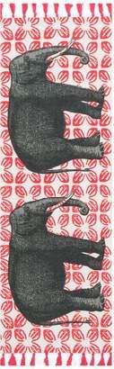 Thomas Paul Elephant Cotton Runner