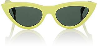 Celine Women's Cat-Eye Sunglasses - Md. Green