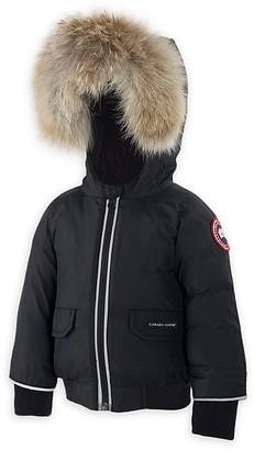 Canada Goose Unisex Elijah Bomber Jacket - Baby $275 thestylecure.com