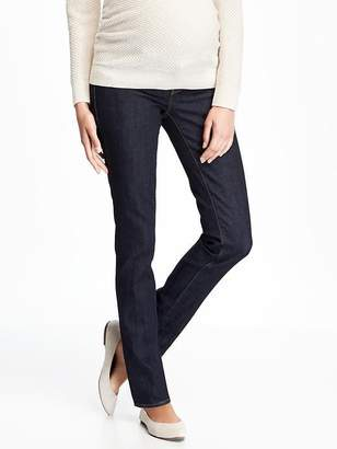 Old Navy Maternity Side-Panel Skinny Jeans