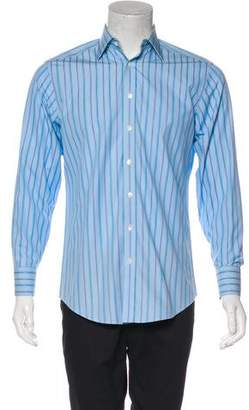 Ted Baker Striped Dress Shirt